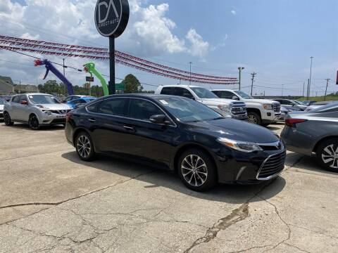 2018 Toyota Avalon for sale at Direct Auto in D'Iberville MS
