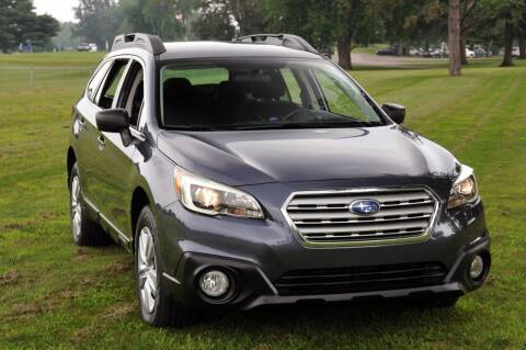 2015 Subaru Outback for sale at Auto House Superstore in Terre Haute IN