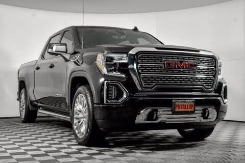2019 GMC Sierra 1500 for sale at Washington Auto Credit in Puyallup WA