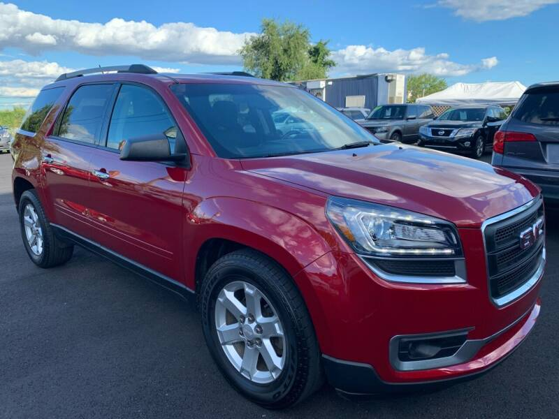 2014 GMC Acadia for sale at TD MOTOR LEASING LLC in Staten Island NY