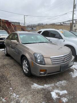 2006 Cadillac CTS for sale at MACK'S MOTOR SALES in Chicago IL
