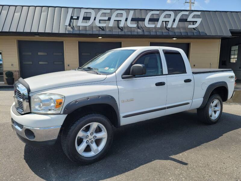 2008 Dodge Ram Pickup 1500 for sale at I-Deal Cars in Harrisburg PA