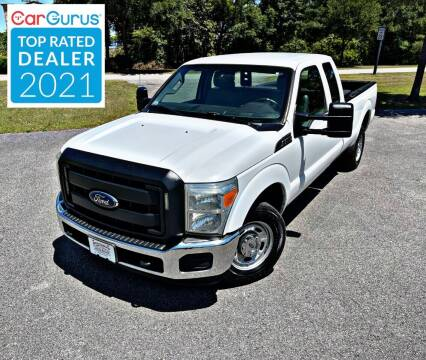 2016 Ford F-250 Super Duty for sale at Brothers Auto Sales of Conway in Conway SC