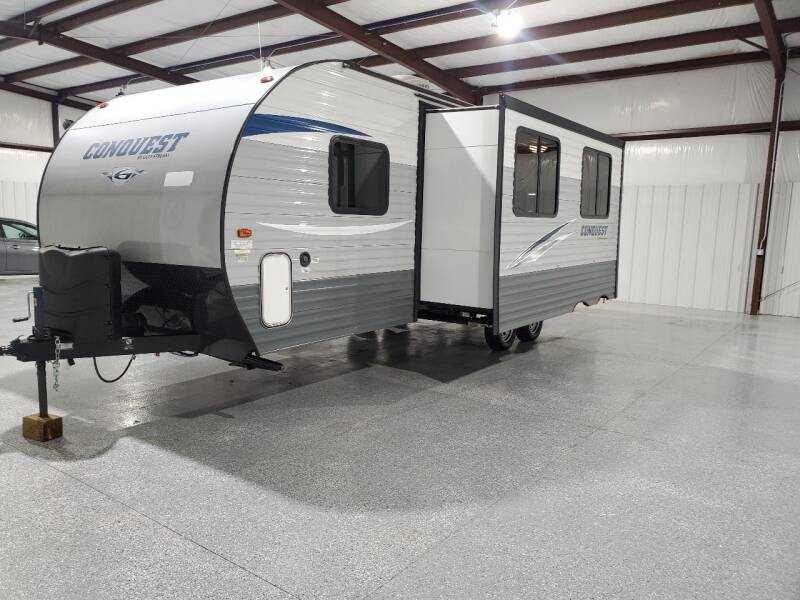 2018 Gulf Stream Conquest  for sale at Hatcher's Auto Sales, LLC - Campers For Sale in Campbellsville KY