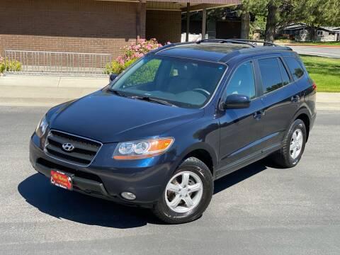 2007 Hyundai Santa Fe for sale at ALIC MOTORS in Boise ID