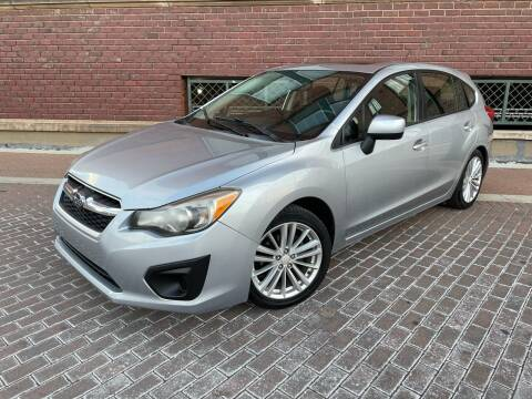 2013 Subaru Impreza for sale at Euroasian Auto Inc in Wichita KS