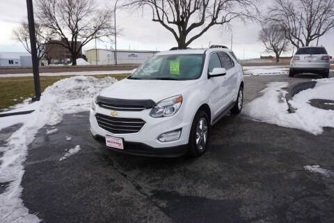 2016 Chevrolet Equinox for sale at Ideal Wheels in Sioux City IA
