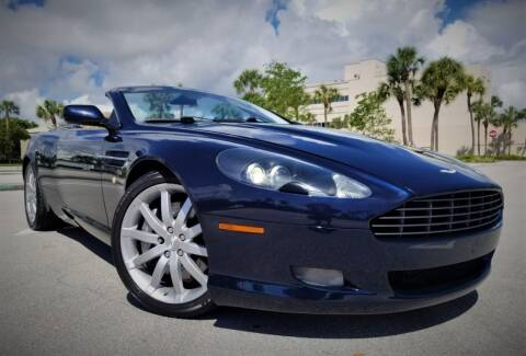 2005 Aston Martin DB9 for sale at Progressive Motors in Pompano Beach FL