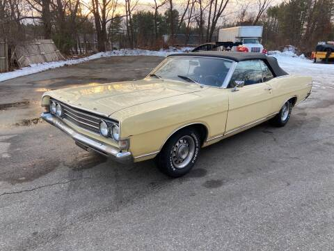1969 Ford Fairlane 500 for sale at Clair Classics in Westford MA