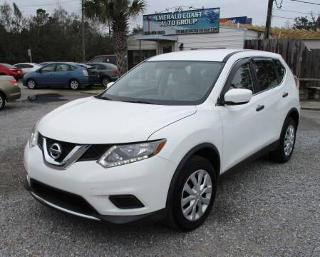 2016 Nissan Rogue for sale at Emerald Coast Auto Group LLC in Pensacola FL