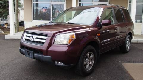 2008 Honda Pilot for sale at Just In Time Auto in Endicott NY