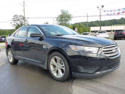 2016 Ford Taurus for sale at Viles Automotive in Knoxville TN