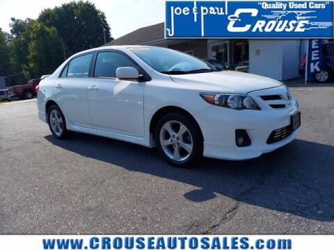 2013 Toyota Corolla for sale at Joe and Paul Crouse Inc. in Columbia PA