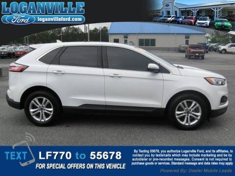 2019 Ford Edge for sale at Loganville Quick Lane and Tire Center in Loganville GA