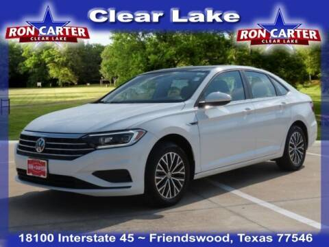 2019 Volkswagen Jetta for sale at Ron Carter  Clear Lake Used Cars in Houston TX