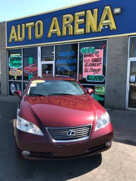 2008 Lexus ES 350 for sale at Auto Arena in Fairfield OH