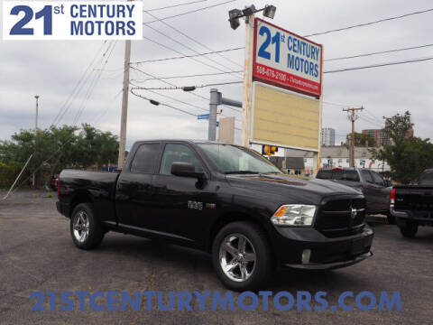 2017 RAM Ram Pickup 1500 for sale at 21st Century Motors in Fall River MA