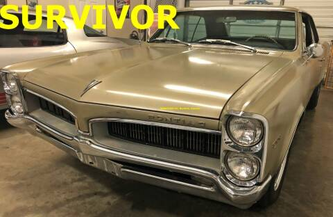 1967 Pontiac Le Mans for sale at Muscle Car Jr. in Alpharetta GA