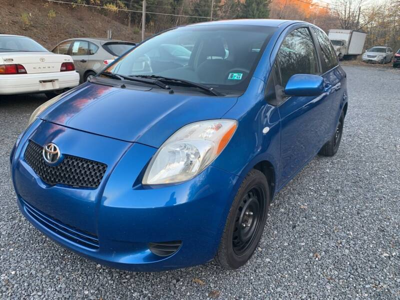 2007 Toyota Yaris for sale at JM Auto Sales in Shenandoah PA