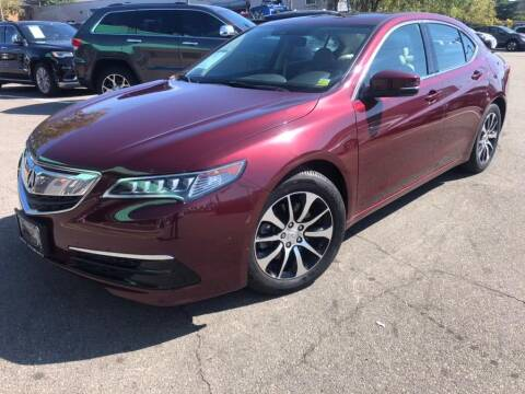 2015 Acura TLX for sale at EUROPEAN AUTO EXPO in Lodi NJ