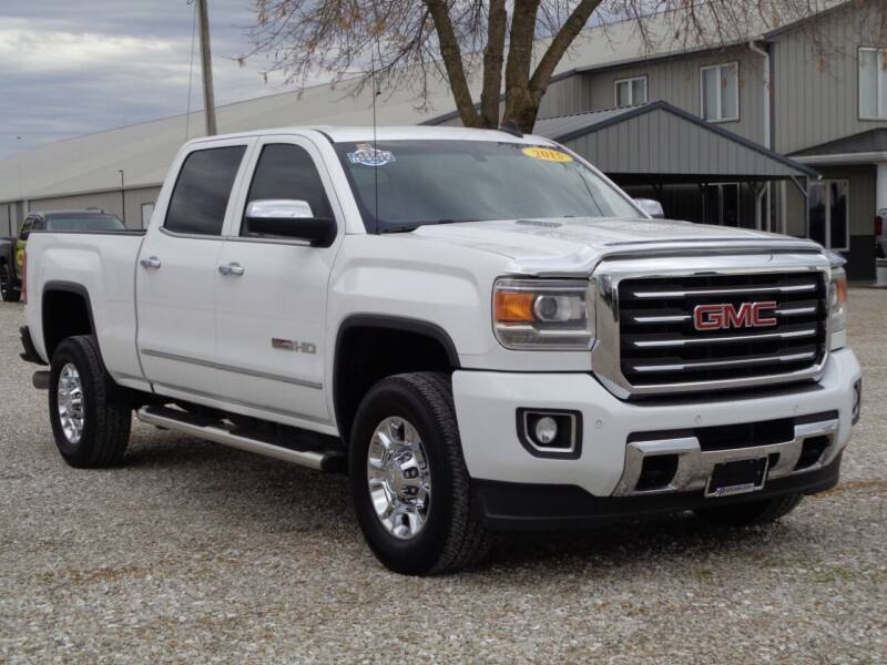 2015 GMC Sierra 2500HD for sale at Burkholder Truck Sales LLC (Edina) in Edina MO