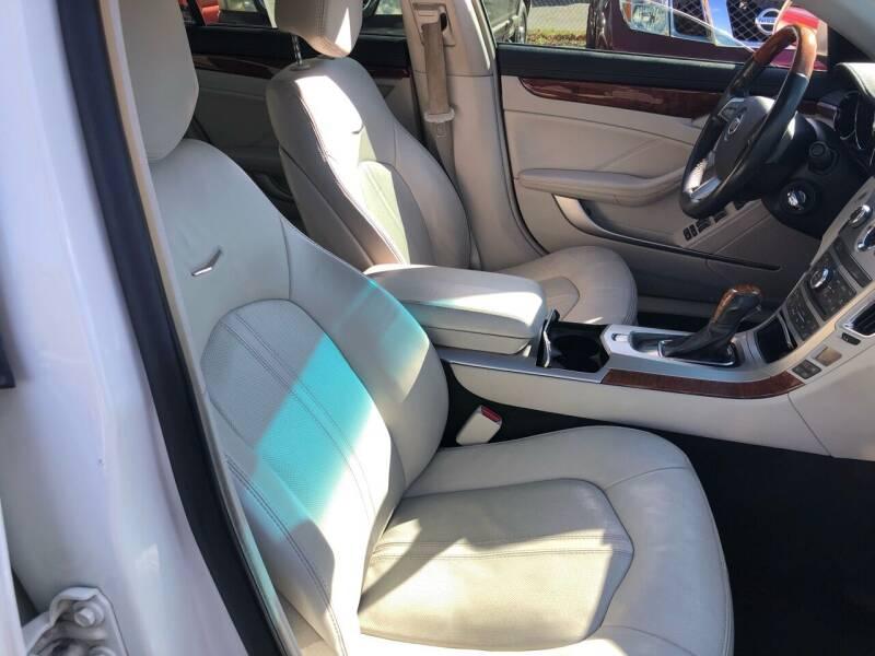 2008 Cadillac CTS 3.6L DI 4dr Sedan - Virginia Beach VA