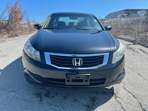 2008 Honda Accord for sale at MCQ SALES INC in Upton MA