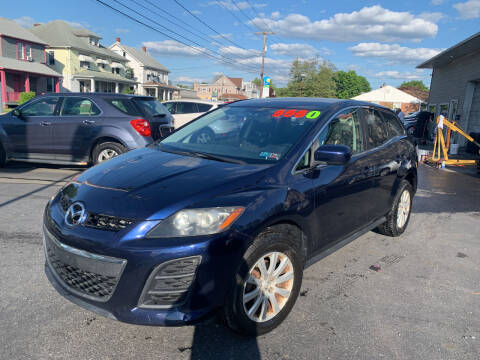 2010 Mazda CX-7 for sale at Roy's Auto Sales in Harrisburg PA