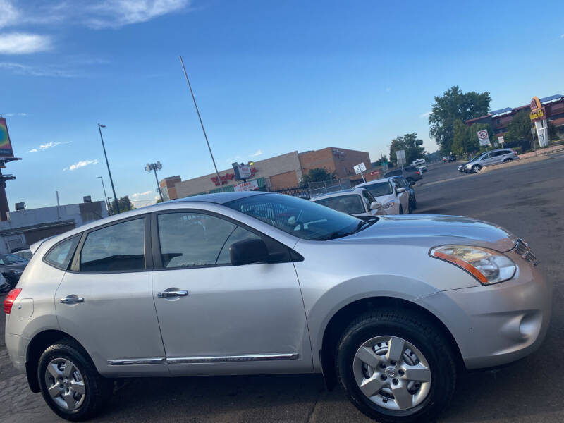 2011 Nissan Rogue for sale at Sanaa Auto Sales LLC in Denver CO