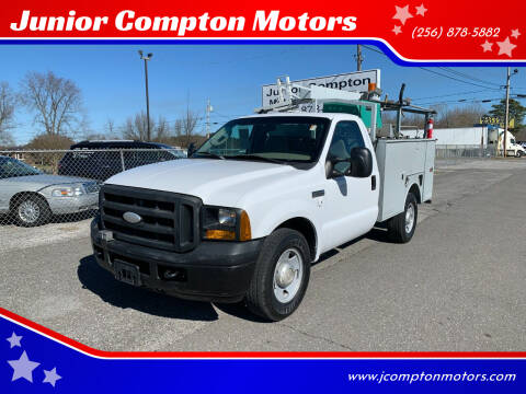 2006 Ford F-350 Super Duty for sale at Junior Compton Motors in Albertville AL