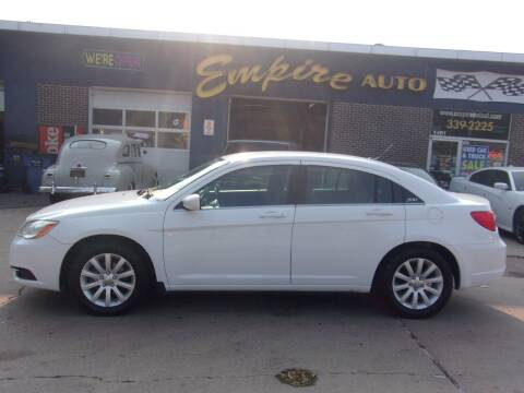 2012 Chrysler 200 for sale at Empire Auto Sales in Sioux Falls SD