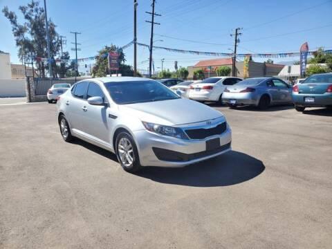 2011 Kia Optima for sale at Silver Star Auto in San Bernardino CA