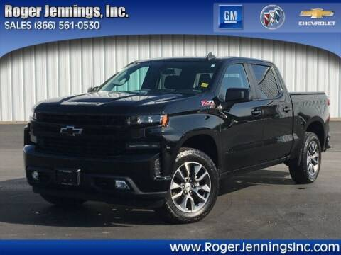 2019 Chevrolet Silverado 1500 for sale at ROGER JENNINGS INC in Hillsboro IL