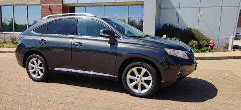 2010 Lexus RX 350 for sale at Auto Wholesalers in Saint Louis MO