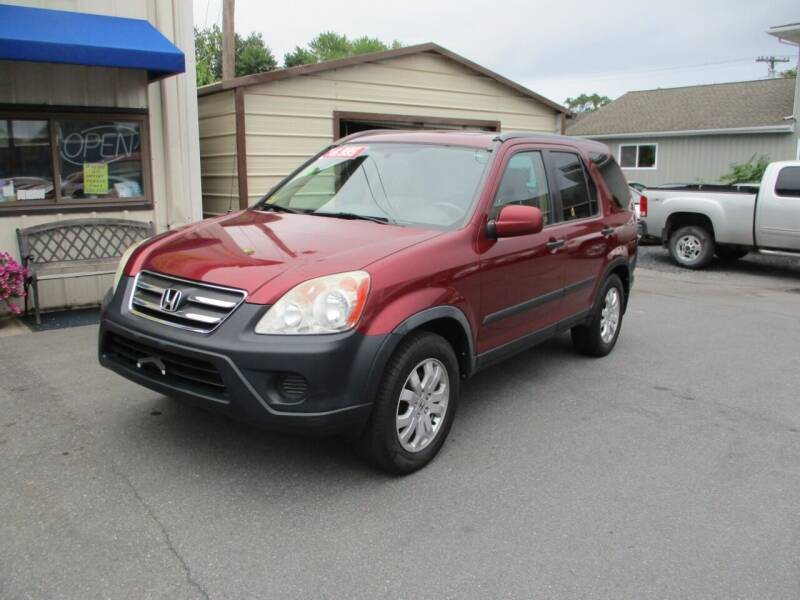 2005 Honda CR-V for sale at TRI-STAR AUTO SALES in Kingston NY