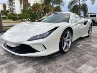 2020 Ferrari F8 Tributo for sale at Exquisite Auto in Sarasota FL