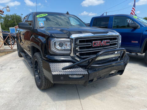 2016 GMC Sierra 1500 for sale at Speedway Motors TX in Fort Worth TX