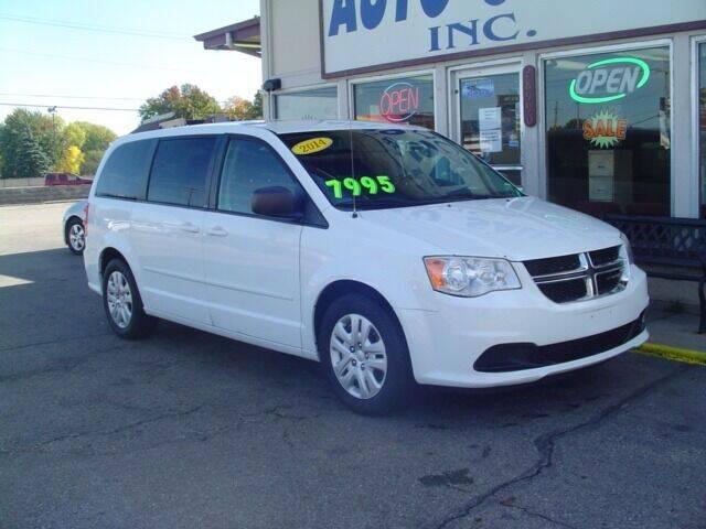 2014 Dodge Grand Caravan for sale at G & L Auto Sales Inc in Roseville MI