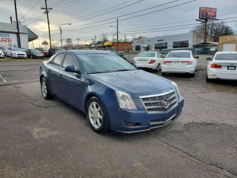 2009 Cadillac CTS for sale at Green Ride Inc in Nashville TN