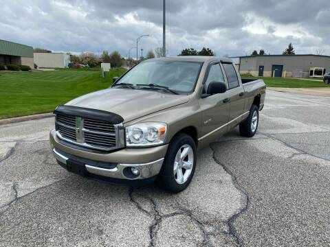 2008 Dodge Ram Pickup 1500 for sale at JE Autoworks LLC in Willoughby OH