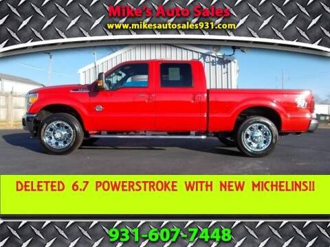 2011 Ford F-250 Super Duty for sale at Mike's Auto Sales in Shelbyville TN