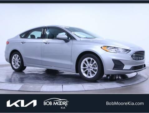 2020 Ford Fusion for sale at Bob Moore Kia in Oklahoma City OK