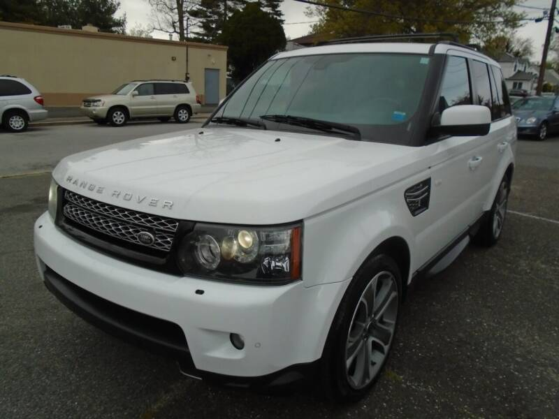 2012 Land Rover Range Rover Sport for sale at Jerusalem Auto Inc in North Merrick NY