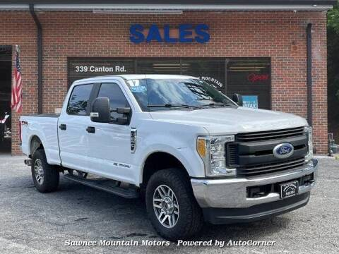2017 Ford F-250 Super Duty for sale at Michael D Stout in Cumming GA