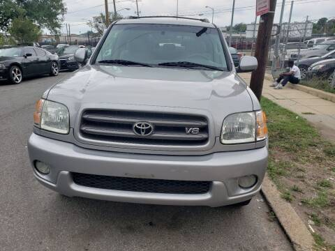 2004 Toyota Sequoia for sale at Jimmys Auto INC in Washington DC