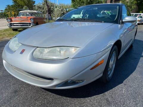 2002 Saturn S-Series for sale at KD's Auto Sales in Pompano Beach FL