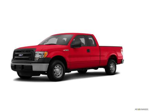 2014 Ford F-150 for sale at PATRIOT CHRYSLER DODGE JEEP RAM in Oakland MD