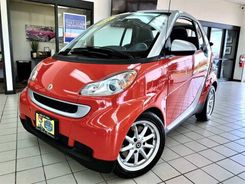2008 Smart fortwo for sale at SAINT CHARLES MOTORCARS in Saint Charles IL