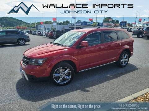 2017 Dodge Journey for sale at WALLACE IMPORTS OF JOHNSON CITY in Johnson City TN