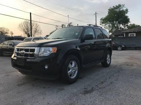 2009 Ford Escape for sale at Saipan Auto Sales in Houston TX
